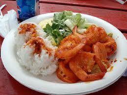 Romy's Shrimp Plate